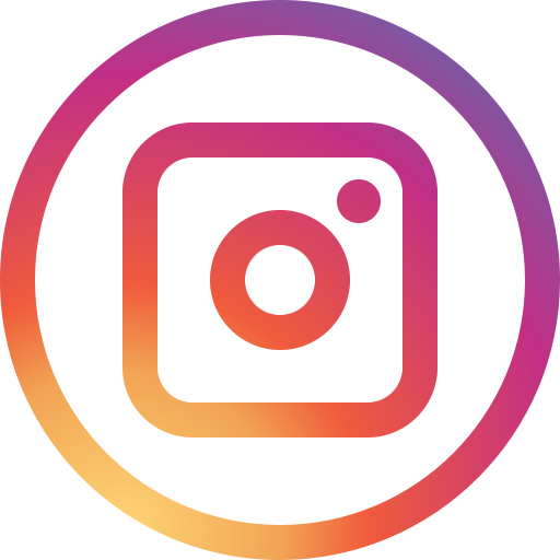 Social, media, instagram, circle Free Icon of Social media (color ...