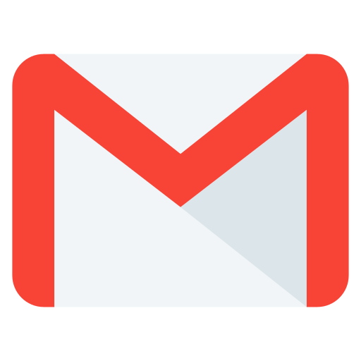 Email, gmail, logo, mail, social, media Free Icon of Social Media ...