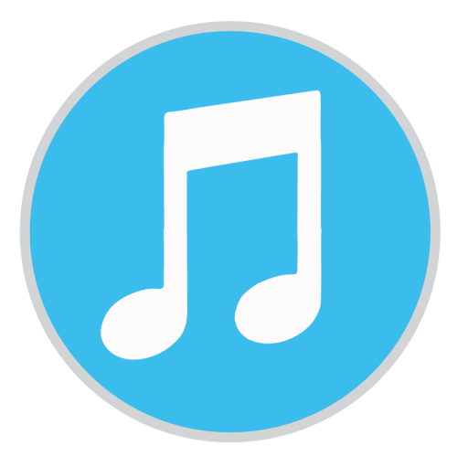Itunes Icon Free of Stock and iworks style 1 icons