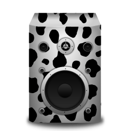Speaker Cow Microphone Free Icon Of Music Icons