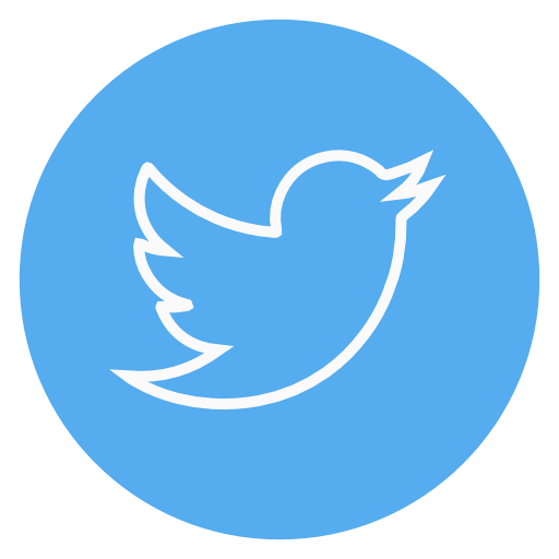 Image result for twitter logo circle